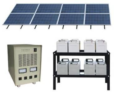 1kW Solar power system complete set